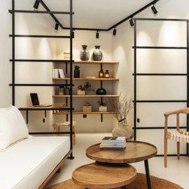 Chora Kythnos suites φωτιστικά