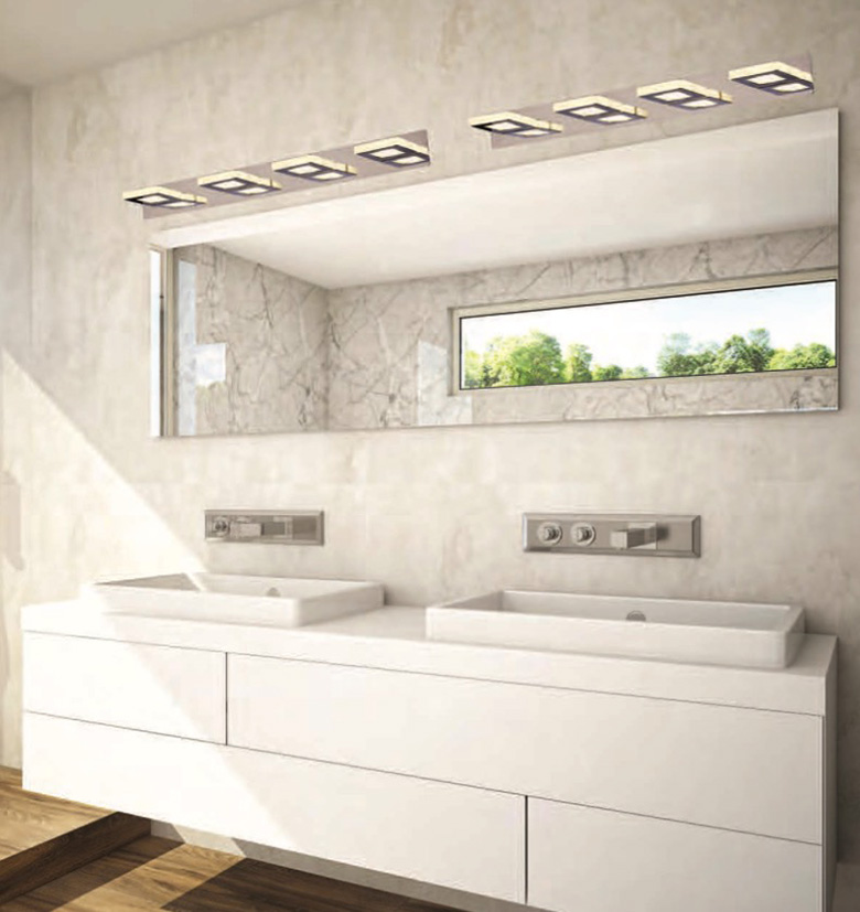 φώτα για μπάνιο