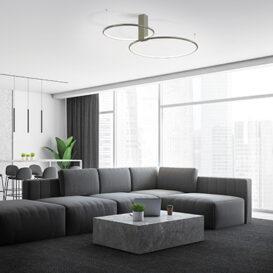 μοντέρνα φωτιστικά για σαλόνι